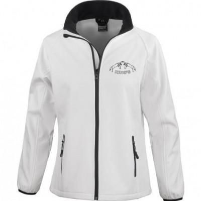 2-Lagen Damen Softshell Jacke – Pferdesport