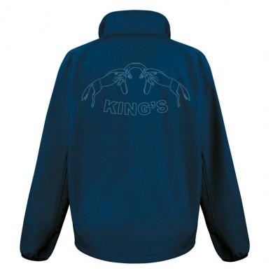 2-Lagen Herren Softshell Jacke-Pferdesport